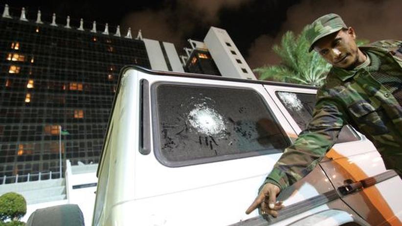 Terrorgefahr: Westliche Bürger sollen Bengasi verlassen