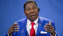 Der Präsident von Benin, Thomas Boni Yayi