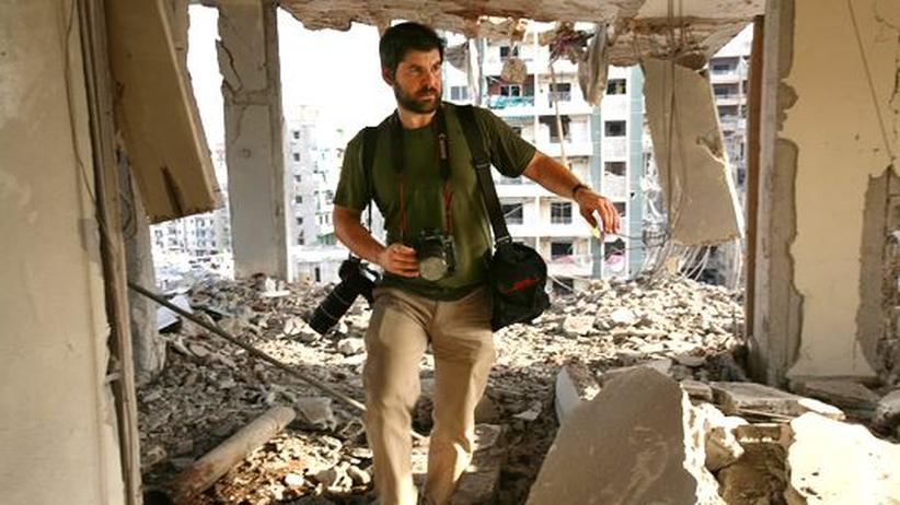 Kriegsreporter: Wenn jedes Foto das letzte sein könnte