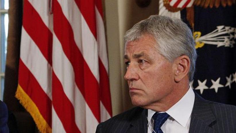 USA: Republikaner gegen Hagel als US-Verteidigungsminister