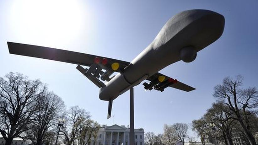Anti-Terror-Kampf: Amerikas Drohnenkrieg bleibt Geheimaktion