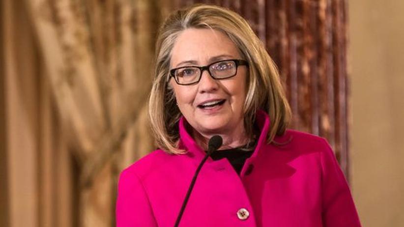 US-Präsidentschaft: Clinton schürt Spekulationen über Kandidatur für 2016