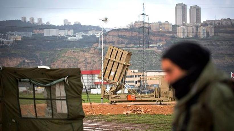 Naher Osten: Israel musste Syrien angreifen
