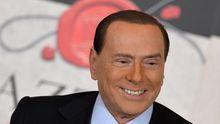 Italiens früherer Ministerpräsident Berlusconi Mitte Dezember in Rom