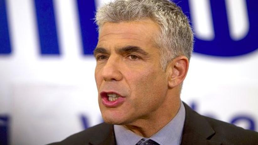 Koalitionsverhandlungen: Israels Wahlgewinner macht Friedensgespräche zur Bedingung