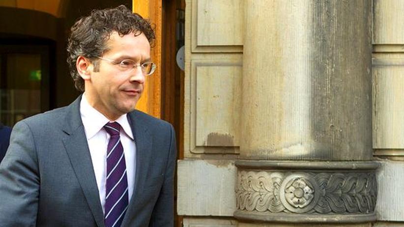 Währungsgemeinschaft: Niederländischer Finanzminister will Chef der Euro-Gruppe werden