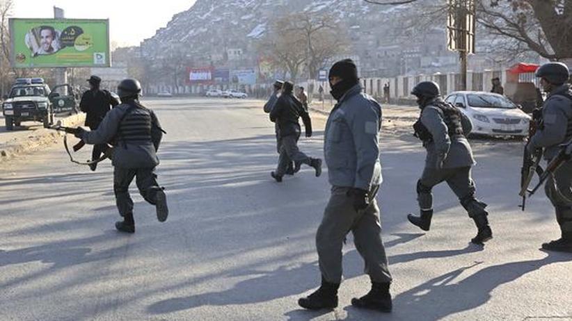 Afghanistan: Taliban stürmen Zentrale der Verkehrspolizei in Kabul