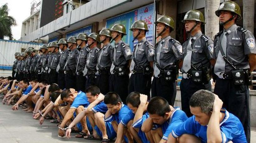 Willkürjustiz: Chinas Führung diskutiert Aus für Arbeitslager