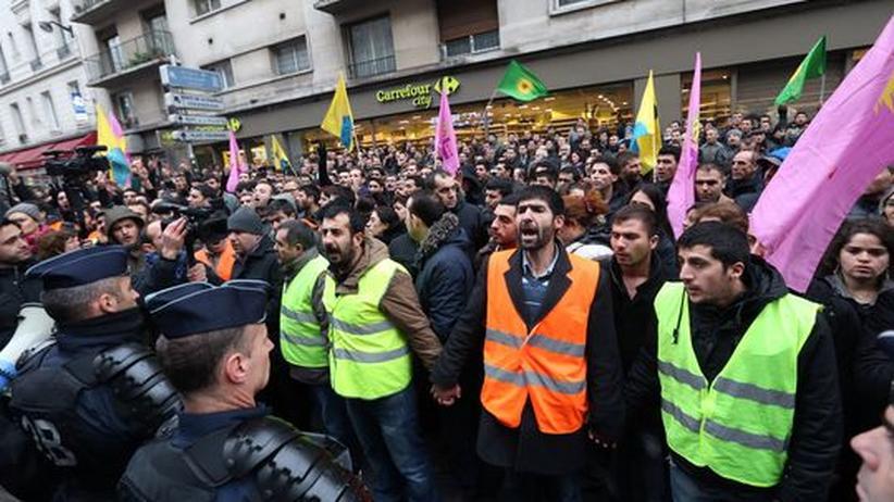 Frankreich: Drei kurdische Aktivistinnen in Paris ermordet
