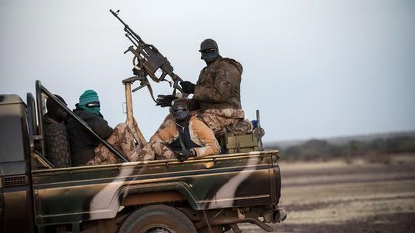 Krieg in Mali: Anschuldigungen gegen malische Armee