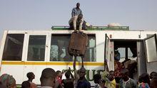 Flüchtlinge aus Nord-Mali erreichen die Hauptstadt Bamako (Archivbild)