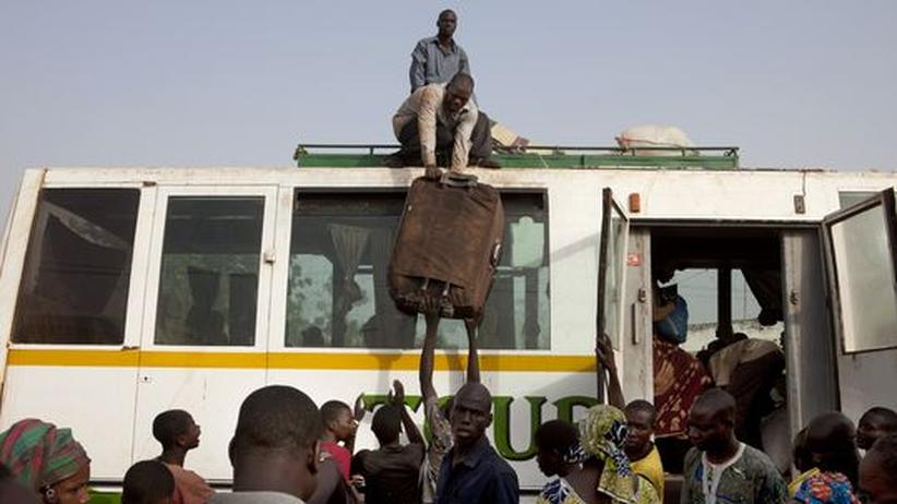Afrika: UN rechnen mit Hunderttausenden Flüchtlingen in Mali