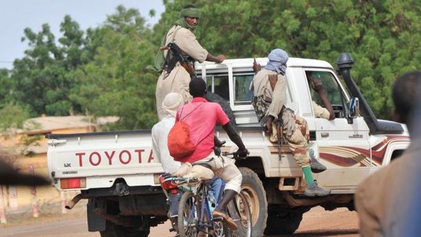 Westafrika: Frankreich greift in Mali ein