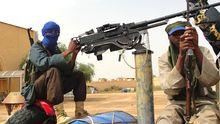 Kämpfer der Islamistengruppe Mujao im malischen Gao