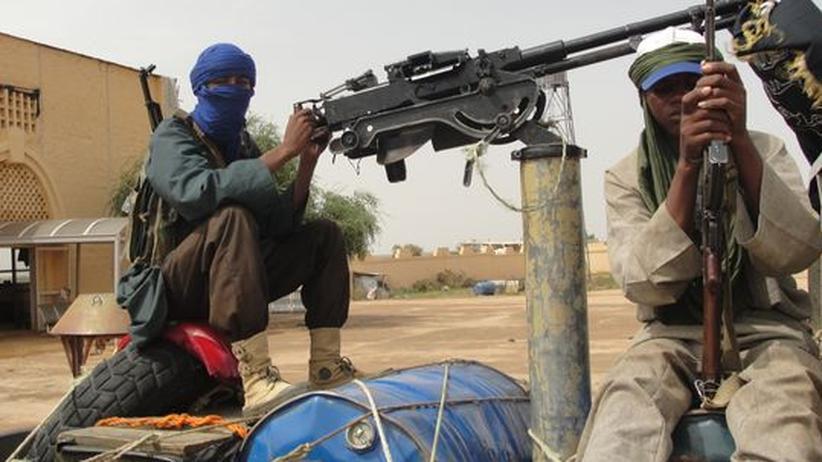 Islamisten: Briten unterstützen Kampfeinsatz in Mali