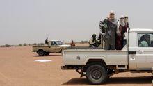 Islamistische Rebellen in Mali (Archivbild)