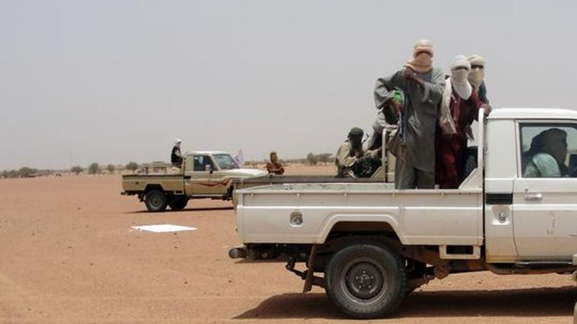 Militäreinsatz: Frankreich drängt Rebellen in Mali zurück