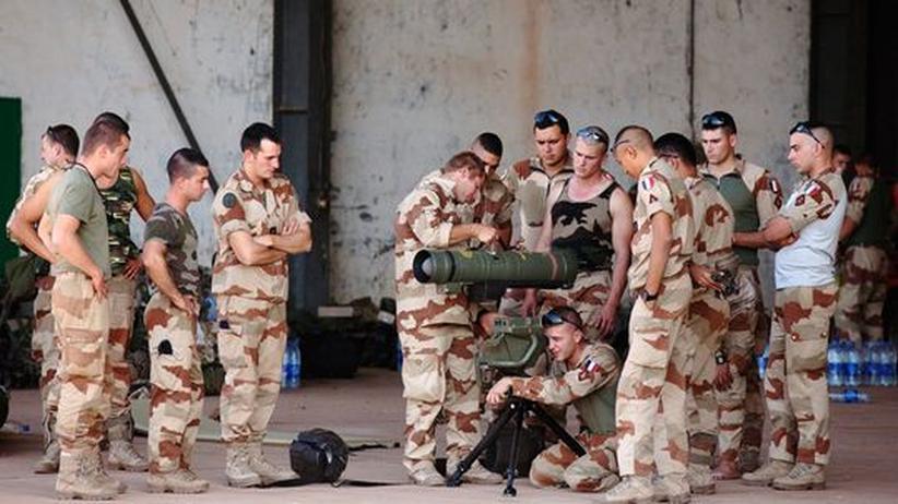 Krieg: Zehntausende in Mali auf der Flucht