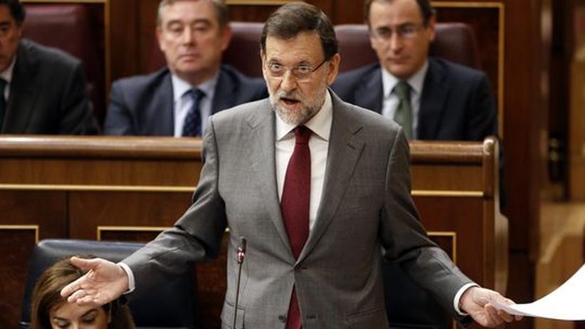 Partido Popular: Spaniens Regierungschef Rajoy unter Schwarzgeld-Verdacht