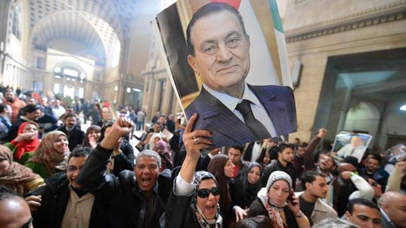 Ägypten: Prozess gegen Mubarak wird neu verhandelt