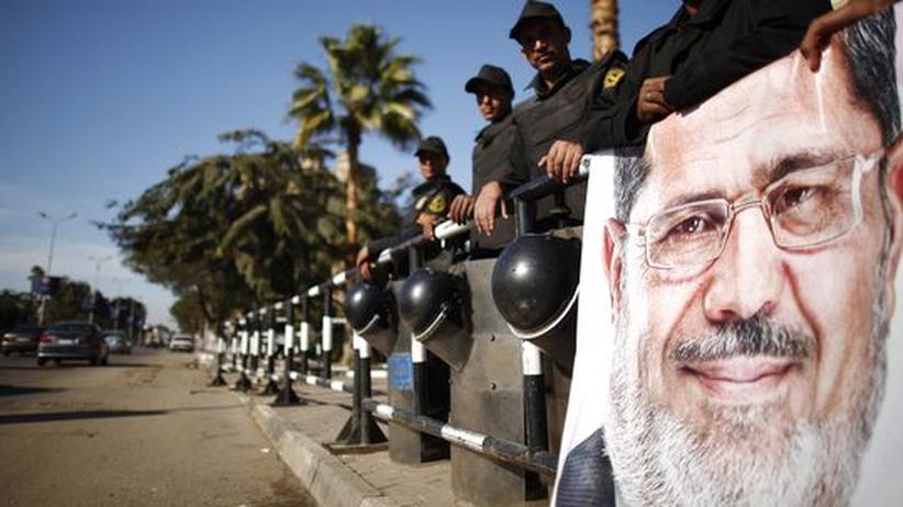 Mursi in Berlin : Geld für einen fragwürdigen Politiker