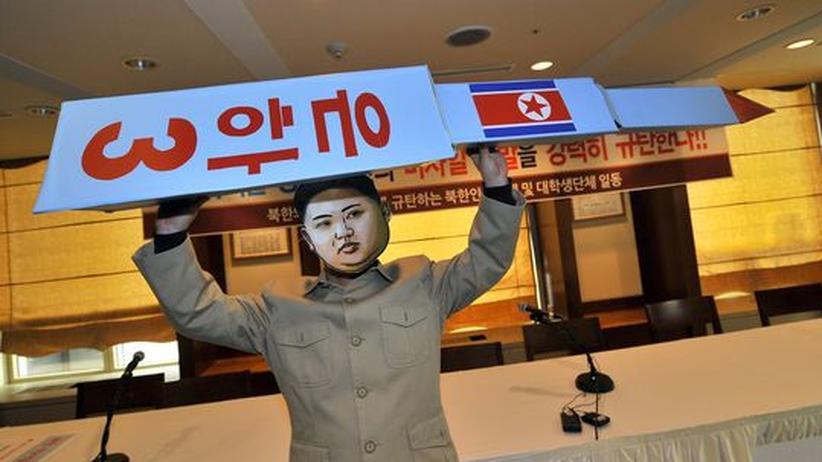 UN-Sanktionen: Nordkorea droht mit neuen Atomtests