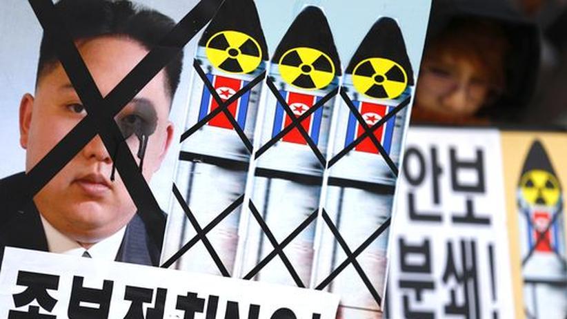 Atomwaffen: Nordkorea plant offenbar weiteren Atomtest