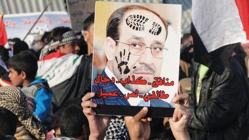 Nuri Al-Maliki: Gegner von Iraks Regierungschef rücken zusammen