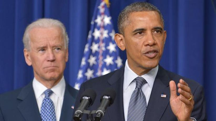 US-Waffenrecht: Obama will alle Waffenkäufer überprüfen lassen