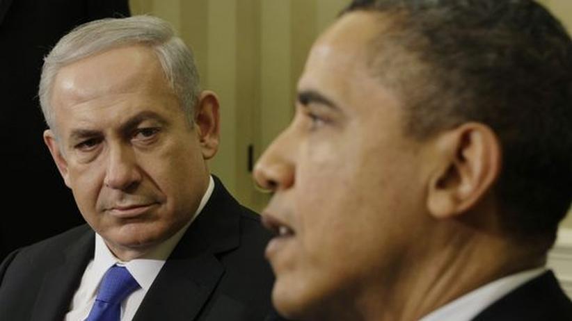 Siedlungsstreit: Israels Regierungspartei wirft Obama Rache vor