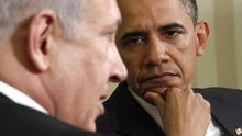 US-Prasident Barack Obama und Israels Premierminister Benjamin Netanjahu im Weißen Haus