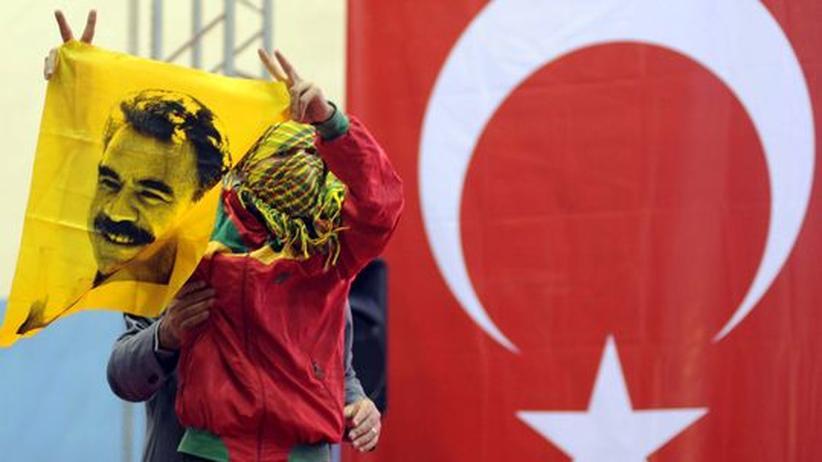 PKK: Türkei verhandelt mit Öcalan über Kurden-Frage