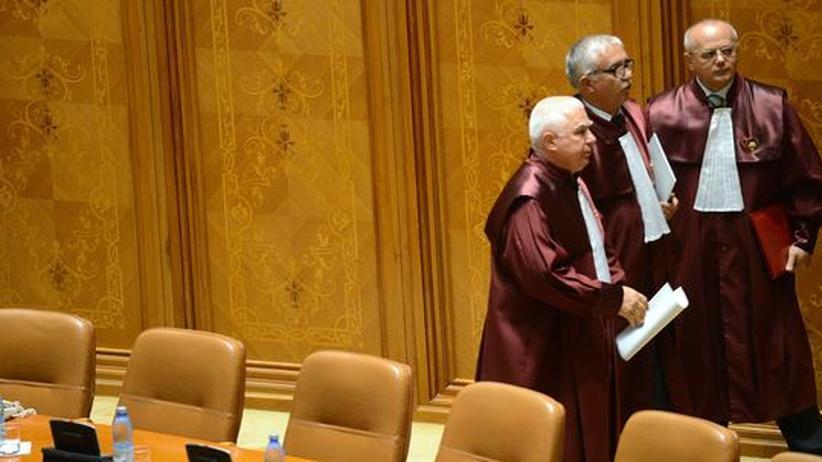 Fortschrittsbericht: EU beklagt Rumäniens schwachen Rechtsstaat