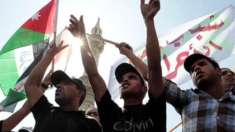Arabische Umbrüche: Der nächste Herrscher wackelt