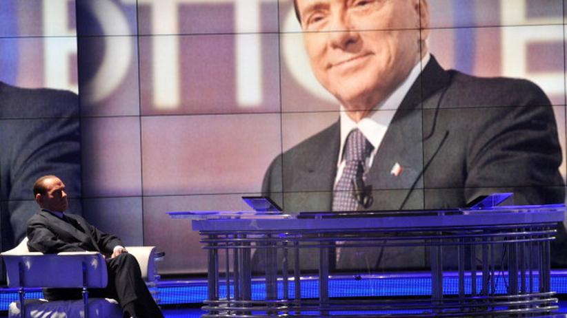 Italien: Der alte Rattenfänger Berlusconi