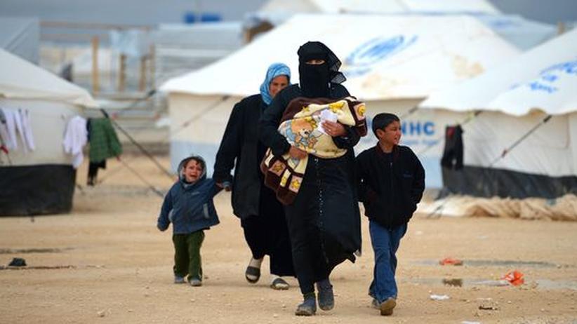 Geberkonferenz in Kuwait: UN wollen 1,1 Milliarden Euro für Syrien