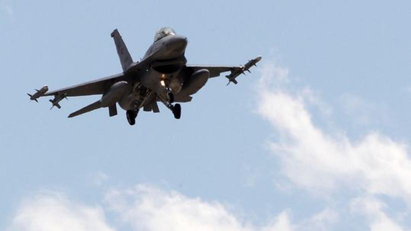 Irak: Türkei fliegt Angriffe auf PKK-Rückzugsorte