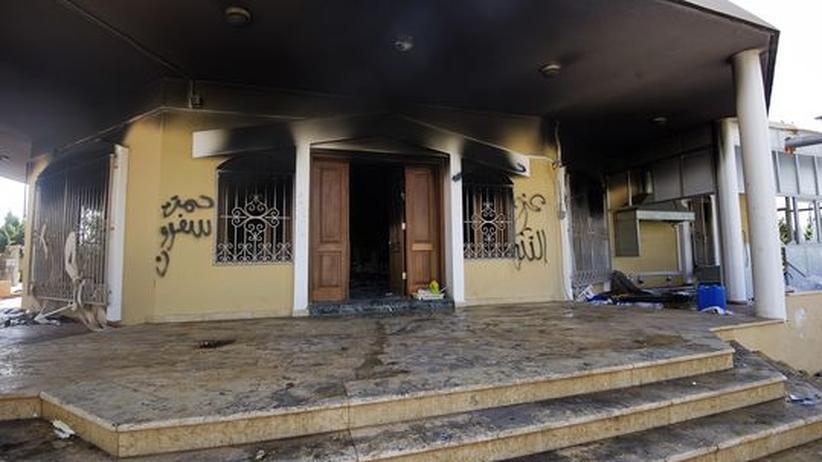 Libyen: US-Senat macht Außenamt für Attacke auf Konsulat mitverantwortlich