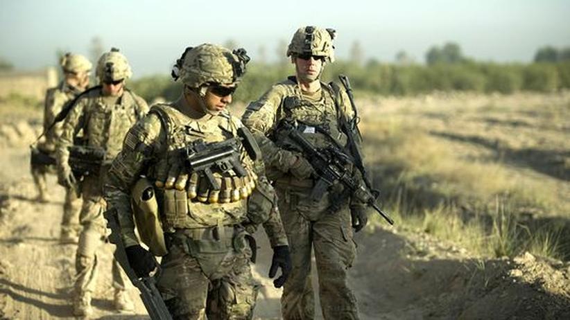 US-Armee: Durch Selbstmord starben mehr US-Soldaten als im Afghanistan-Einsatz