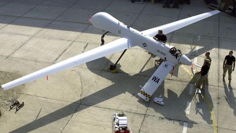 Terrorismus: USA wollen Drohnenbasis in Nordwestafrika errichten
