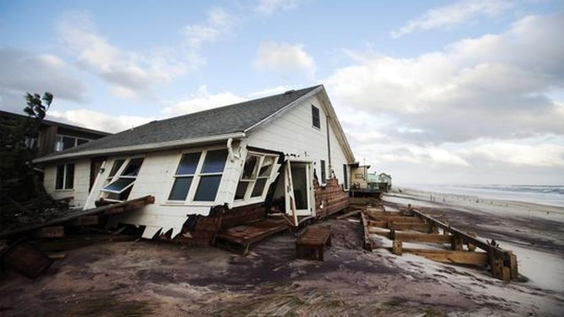 Hurrikan Sandy: Republikaner blockieren Hilfe für Sturmgeschädigte