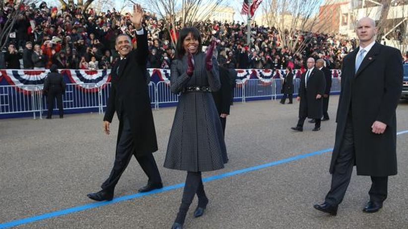 Inauguration: Amerika feiert die zweite Amtszeit Obamas