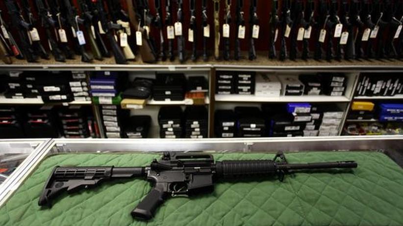 Strengere Waffengesetze: Obama will Sturmgewehre verbieten