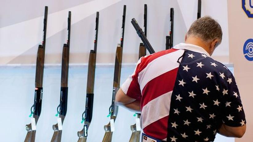 National Rifle Association: Auf dem Jahrestreffen der National Rifle Association (Archiv)