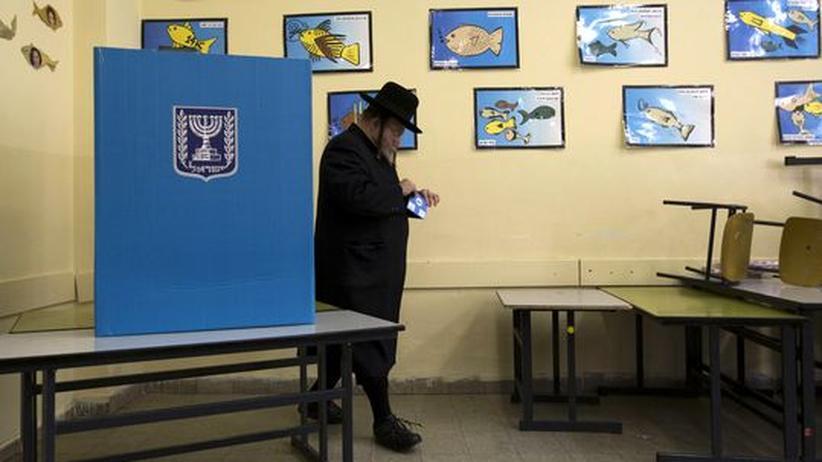 Israel: Umfragen sehen Netanjahu bei Parlamentswahl vorn