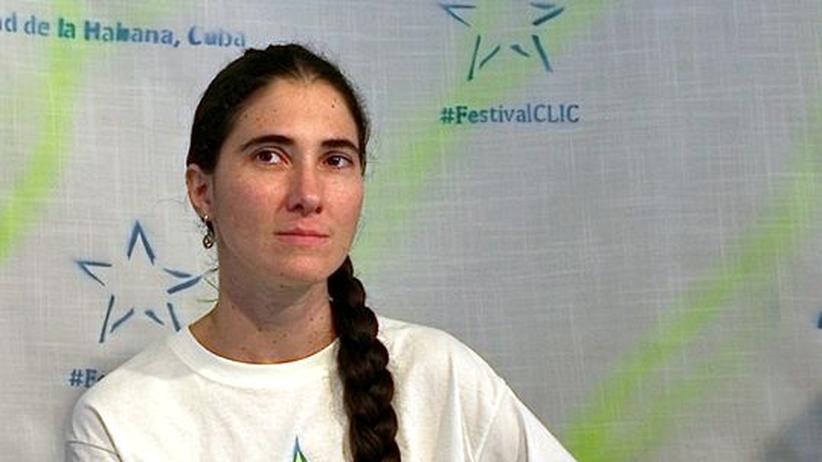 Opposition: Kubanische Bloggerin Yoani Sánchez darf reisen