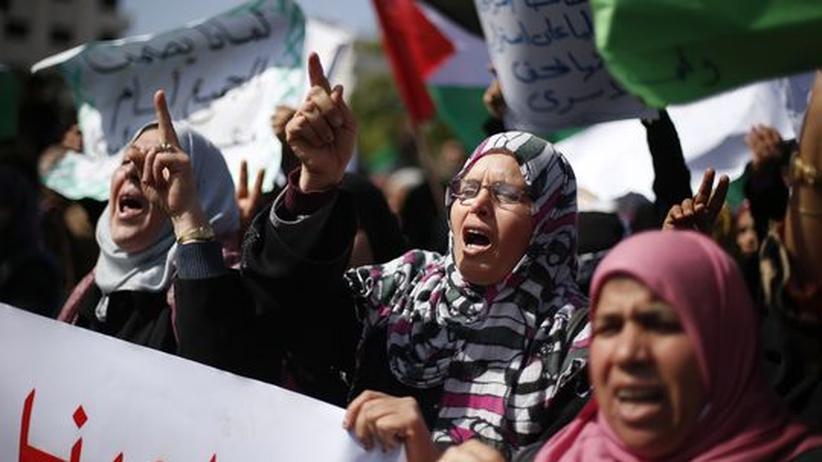 Nahost: Palästinenser werfen Israel Folter mit Todesfolge vor