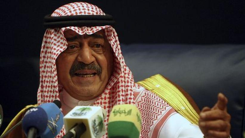 Prinz Muqrin bin Abdalaziz Al Saud