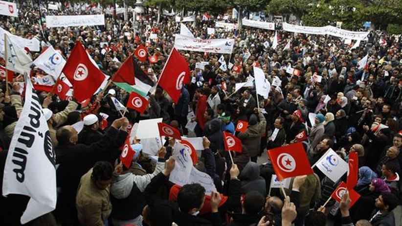Staatskrise: Tunesiens Islamisten fehlt die Glaubwürdigkeit
