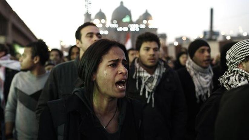 Polizeigewalt in Kairo: Wichtigste Oppositionsgruppe in Ägypten fordert Mursis Rücktritt